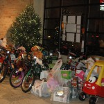 Santa Pal donations from the 28th Judicial District Bar
