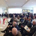 Panorama of  Judicial Complex opening 11-7-2013